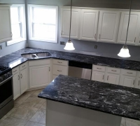 Silver waves Granite