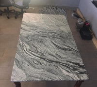 Viscon White Granite Tabletop