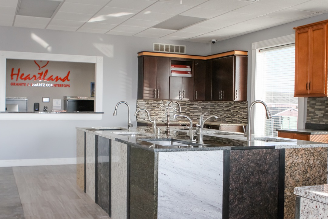 Kitchen Countertop Showroom Bloomington Il